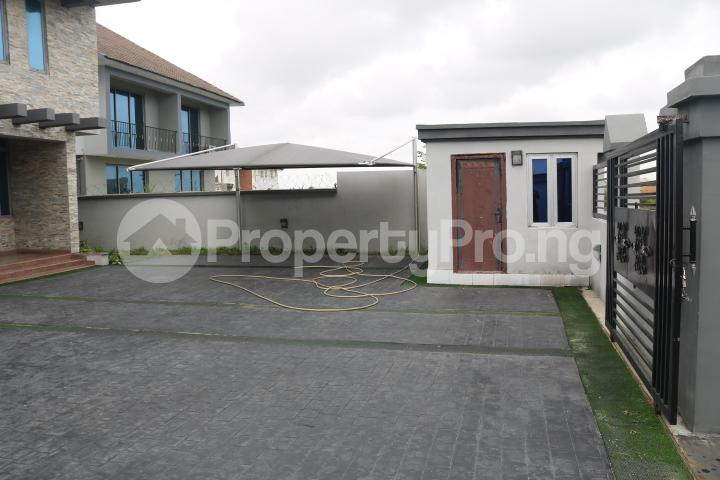 5 bedroom Detached Duplex House for sale Pinnock Beach Estate Osapa london Lekki Lagos - 9