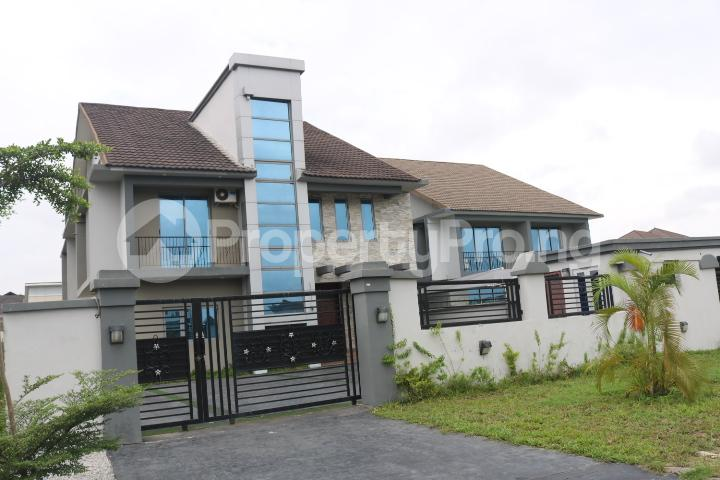 5 bedroom Detached Duplex House for sale Pinnock Beach Estate Osapa london Lekki Lagos - 0