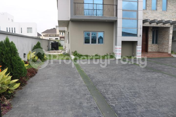 5 bedroom Detached Duplex House for sale Pinnock Beach Estate Osapa london Lekki Lagos - 7