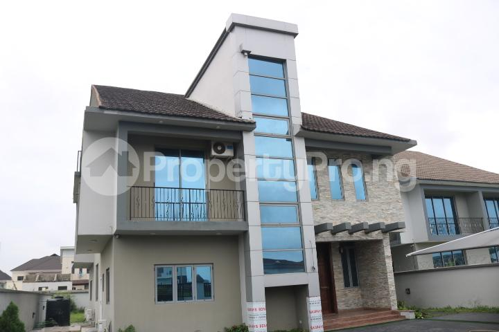 5 bedroom Detached Duplex House for sale Pinnock Beach Estate Osapa london Lekki Lagos - 5