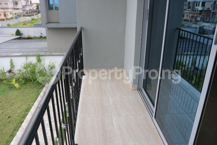 5 bedroom Detached Duplex House for sale Pinnock Beach Estate Osapa london Lekki Lagos - 72
