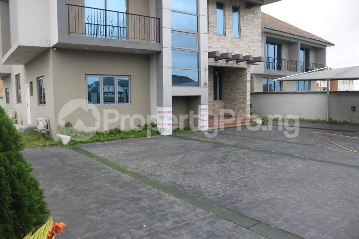 5 bedroom Detached Duplex House for sale Pinnock Beach Estate Osapa london Lekki Lagos - 8