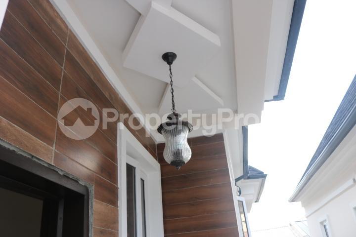 4 bedroom Semi Detached Duplex House for rent Ikota Estate Lekki Lagos - 36