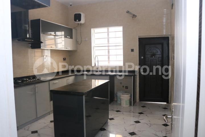 4 bedroom Semi Detached Duplex House for rent Ikota Estate Lekki Lagos - 14