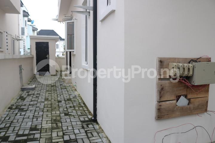 4 bedroom Semi Detached Duplex House for rent Ikota Estate Lekki Lagos - 2