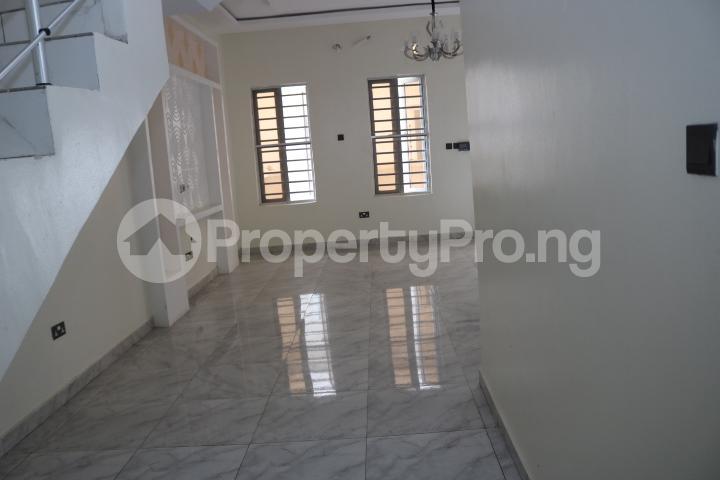 4 bedroom Semi Detached Duplex House for rent Ikota Estate Lekki Lagos - 13