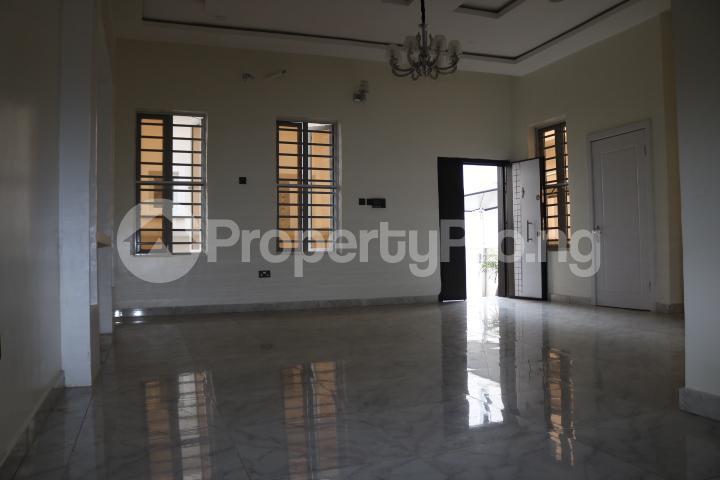 4 bedroom Semi Detached Duplex House for rent Ikota Estate Lekki Lagos - 5