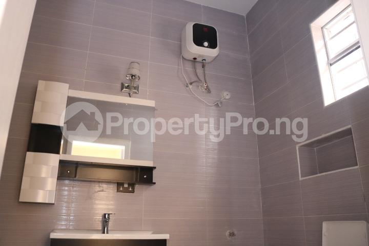 4 bedroom Semi Detached Duplex House for rent Ikota Estate Lekki Lagos - 34