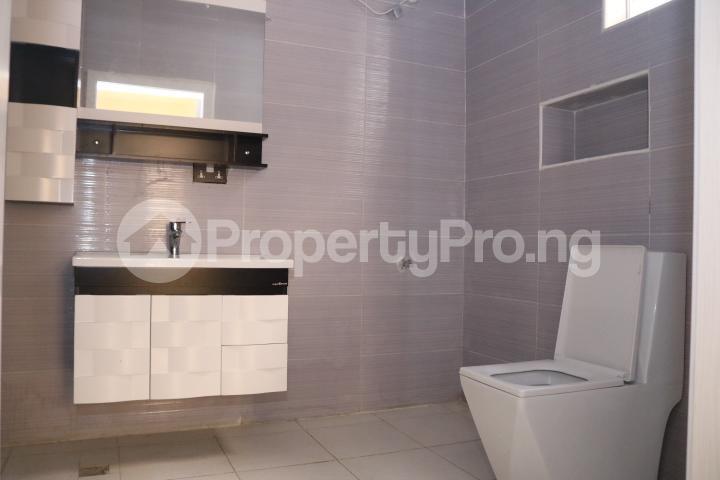 4 bedroom Semi Detached Duplex House for rent Ikota Estate Lekki Lagos - 33