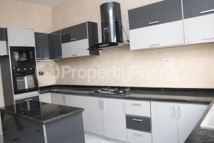 4 bedroom Semi Detached Duplex House for rent Ikota Estate Lekki Lagos - 17