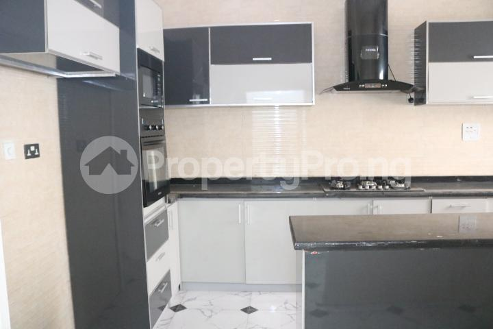 4 bedroom Semi Detached Duplex House for rent Ikota Estate Lekki Lagos - 15