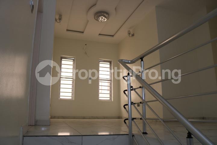 4 bedroom Semi Detached Duplex House for rent Ikota Estate Lekki Lagos - 24