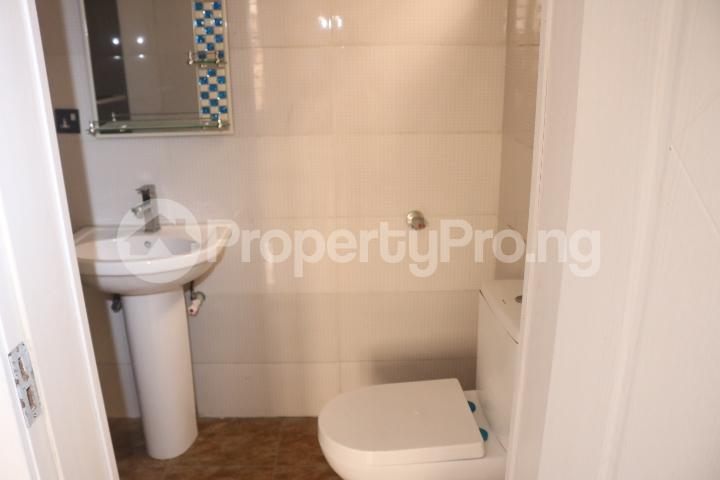4 bedroom Semi Detached Duplex House for rent Ikota Estate Lekki Lagos - 48