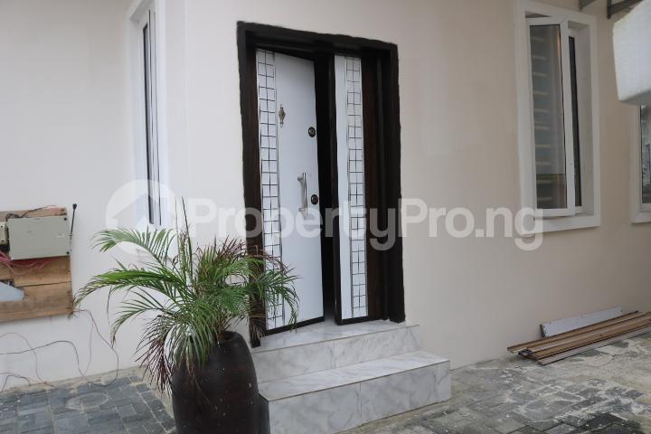 4 bedroom Semi Detached Duplex House for rent Ikota Estate Lekki Lagos - 4
