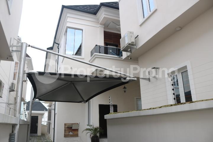 4 bedroom Semi Detached Duplex House for rent Ikota Estate Lekki Lagos - 1