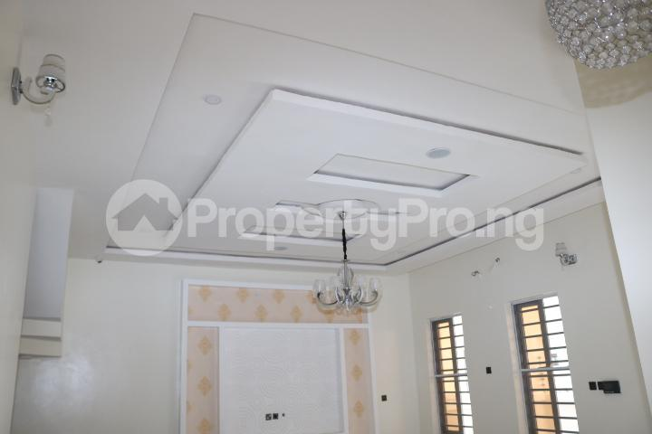 4 bedroom Semi Detached Duplex House for rent Ikota Estate Lekki Lagos - 8