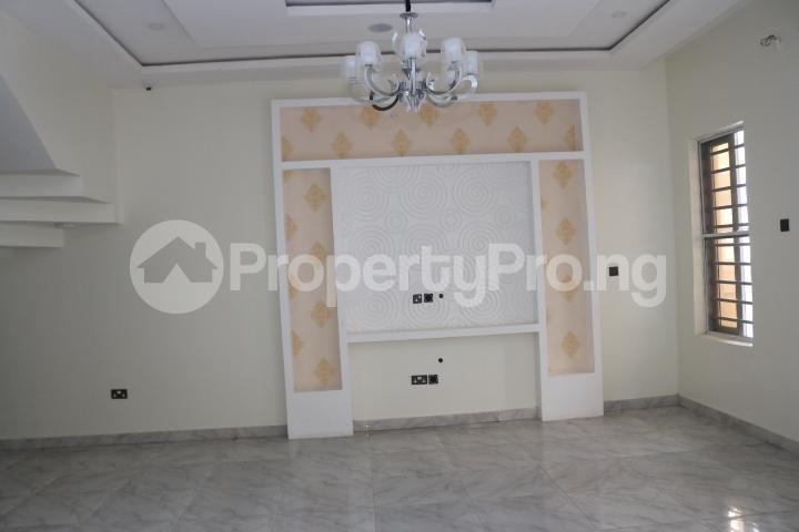 4 bedroom Semi Detached Duplex House for rent Ikota Estate Lekki Lagos - 9