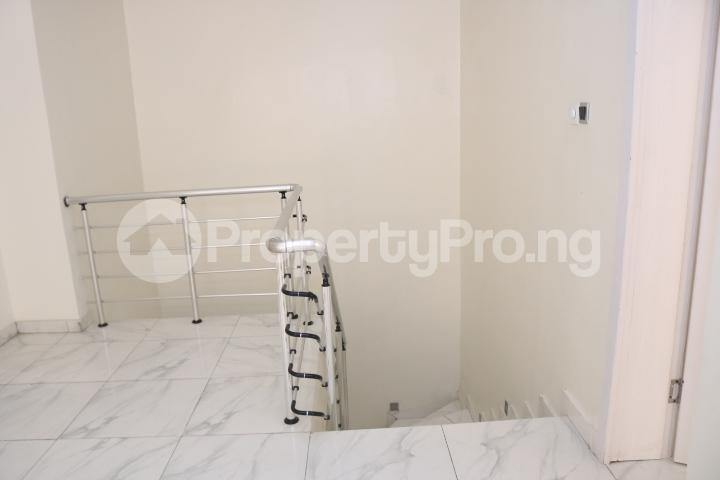 4 bedroom Semi Detached Duplex House for rent Ikota Estate Lekki Lagos - 23