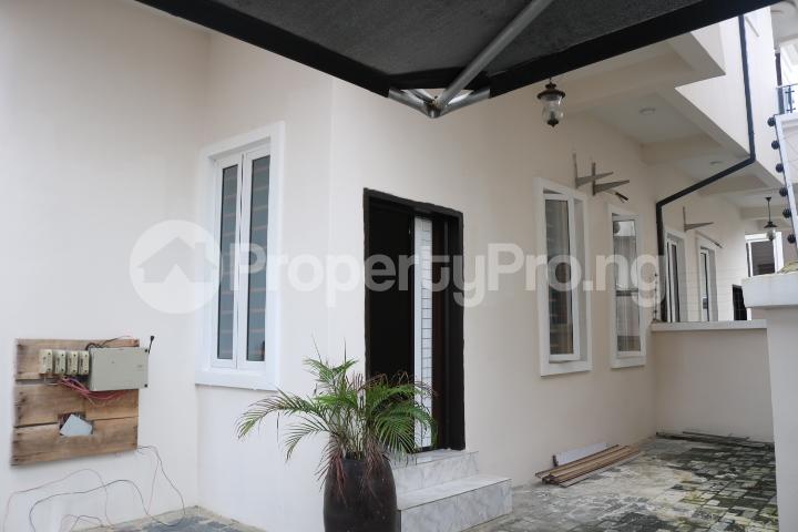 4 bedroom Semi Detached Duplex House for rent Ikota Estate Lekki Lagos - 3