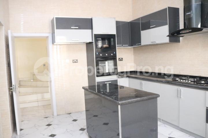 4 bedroom Semi Detached Duplex House for rent Ikota Estate Lekki Lagos - 16
