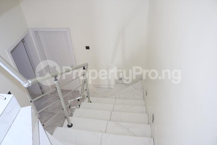 4 bedroom Semi Detached Duplex House for rent Ikota Estate Lekki Lagos - 21
