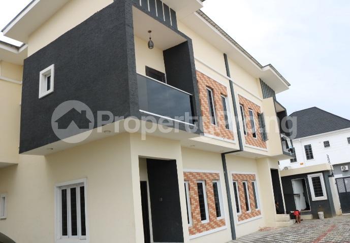 3 bedroom Semi Detached Duplex House for sale Orchid Estate, Lafiaji Lekki Lagos - 5