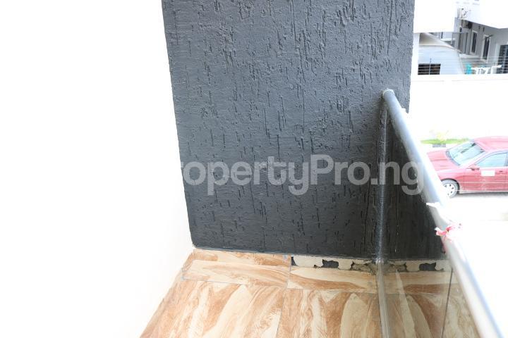 3 bedroom Semi Detached Duplex House for sale Orchid Estate, Lafiaji Lekki Lagos - 26