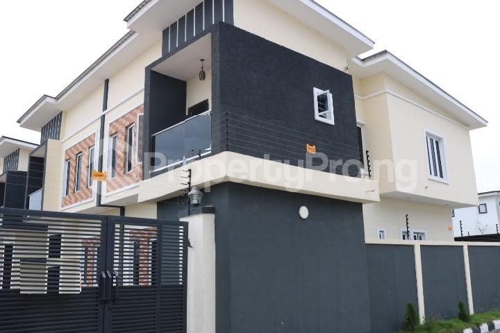 3 bedroom Semi Detached Duplex House for sale Orchid Estate, Lafiaji Lekki Lagos - 3