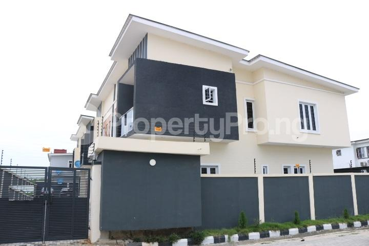 3 bedroom Semi Detached Duplex House for sale Orchid Estate, Lafiaji Lekki Lagos - 4