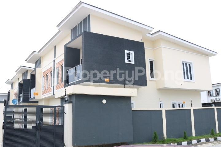 3 bedroom Semi Detached Duplex House for sale Orchid Estate, Lafiaji Lekki Lagos - 0