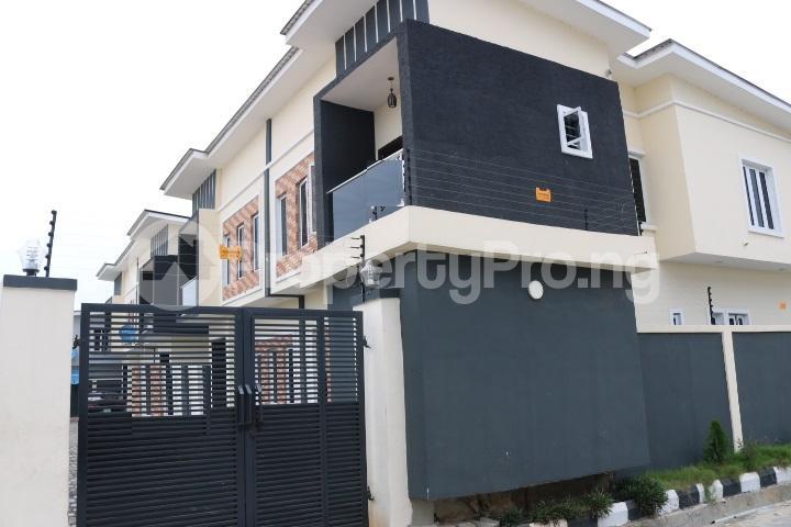 3 bedroom Semi Detached Duplex House for sale Orchid Estate, Lafiaji Lekki Lagos - 2