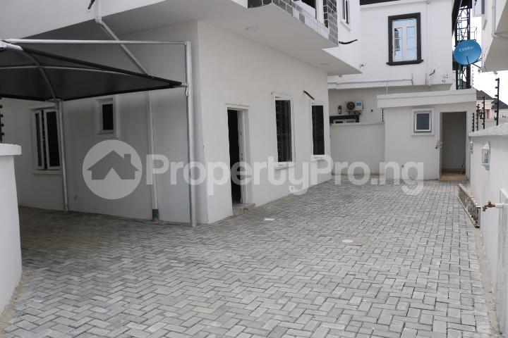 5 bedroom Detached Duplex House for sale Chevron Estate Lekki Lagos - 6