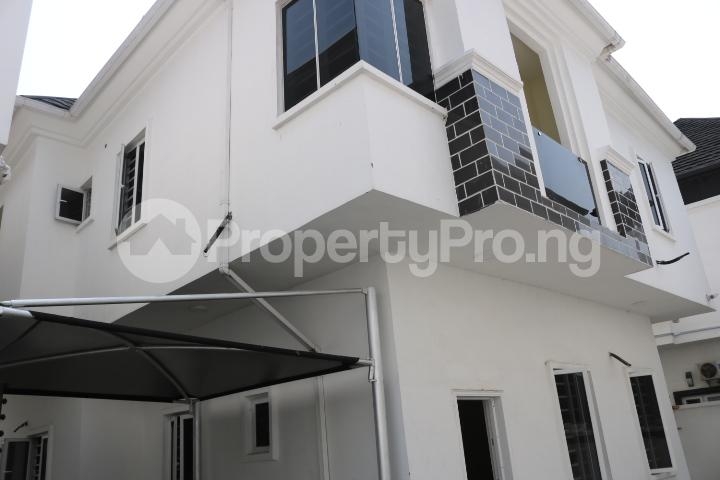 5 bedroom Detached Duplex House for sale Chevron Estate Lekki Lagos - 2