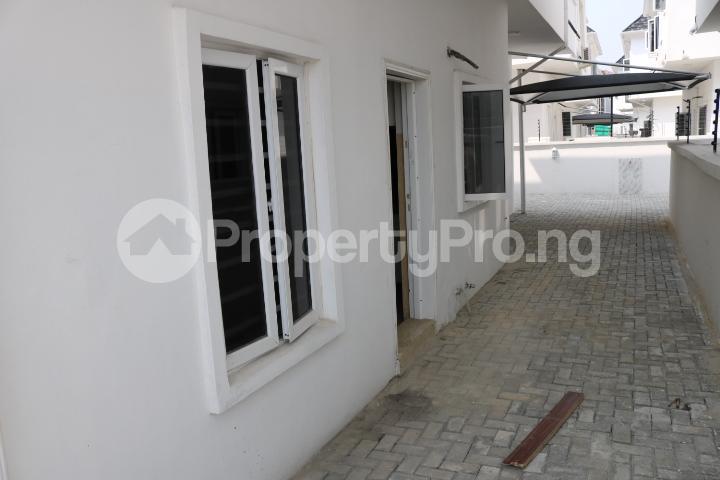 5 bedroom Detached Duplex House for sale Chevron Estate Lekki Lagos - 67