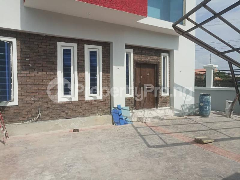 4 bedroom Terraced Duplex House for sale Between Chevron and VGC, Ikota, Creek Avenue Court Lekki Phase 2 Lekki Lagos - 11