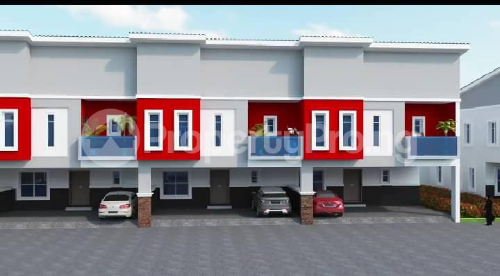 4 bedroom Terraced Duplex House for sale Between Chevron and VGC, Ikota, Creek Avenue Court Lekki Phase 2 Lekki Lagos - 9