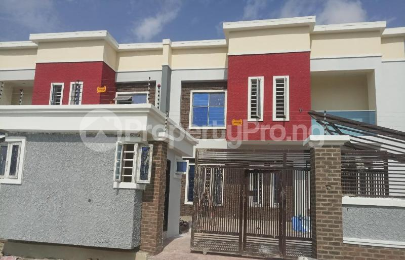 4 bedroom Terraced Duplex House for sale Between Chevron and VGC, Ikota, Creek Avenue Court Lekki Phase 2 Lekki Lagos - 10