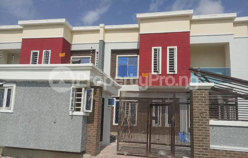 4 bedroom Terraced Duplex House for sale Between Chevron and VGC, Ikota, Creek Avenue Court Lekki Phase 2 Lekki Lagos - 8