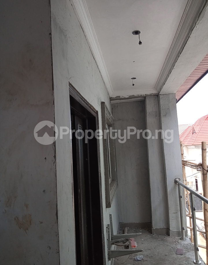 3 bedroom Flat / Apartment for rent - Alagomeji Yaba Lagos - 1
