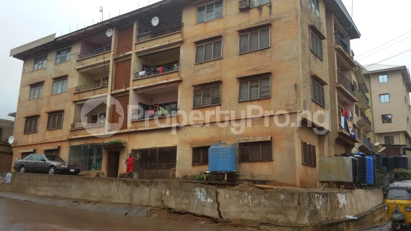 3 bedroom Blocks of Flats House for sale Ozobu street Achara Layout Enugu Enugu - 1