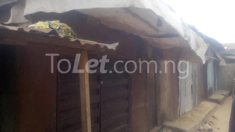 House for sale off ishaga road by luth hospital  idi- Araba Surulere Lagos - 0