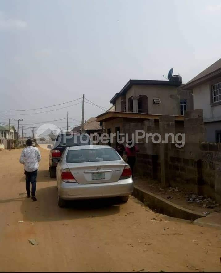 Residential Land Land for sale It shares neighborhood with journalists estate Arepo Arepo Ogun - 0