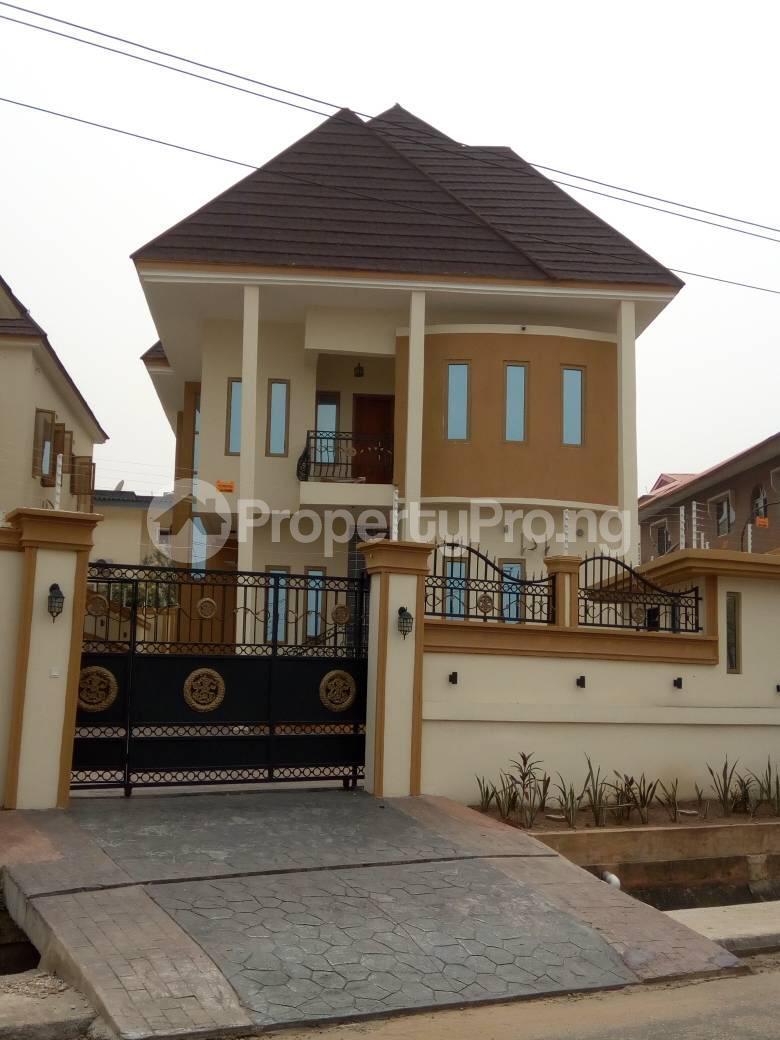 4 bedroom Detached Duplex House for sale Shangisha  Magodo Kosofe/Ikosi Lagos - 0