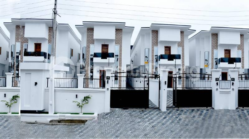 4 bedroom Serviced Residential Land Land for sale Location:* behind Ajah modern Market, Ajah Lekki Lagos  Lagos Island Lagos Island Lagos - 0