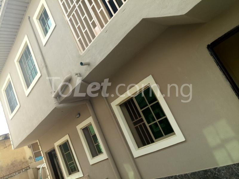 1 bedroom mini flat  Flat / Apartment for rent Akowonjo Dopemu Egbeda Akowonjo Alimosho Lagos - 1