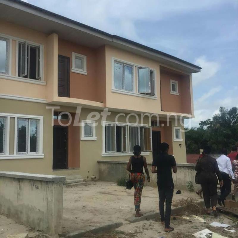 Flat / Apartment for sale Oribanwa immediately after Mayfair Gardens,Off Lekki epe expressway,Lagos  Lekki Lagos - 0