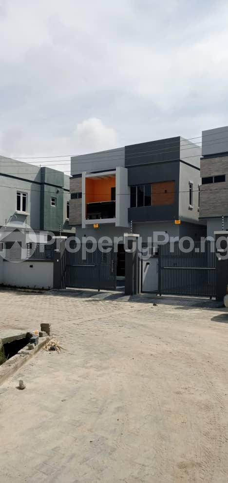 4 bedroom Serviced Residential Land Land for sale Location:* behind Ajah modern Market, Ajah Lekki Lagos  Lagos Island Lagos Island Lagos - 5