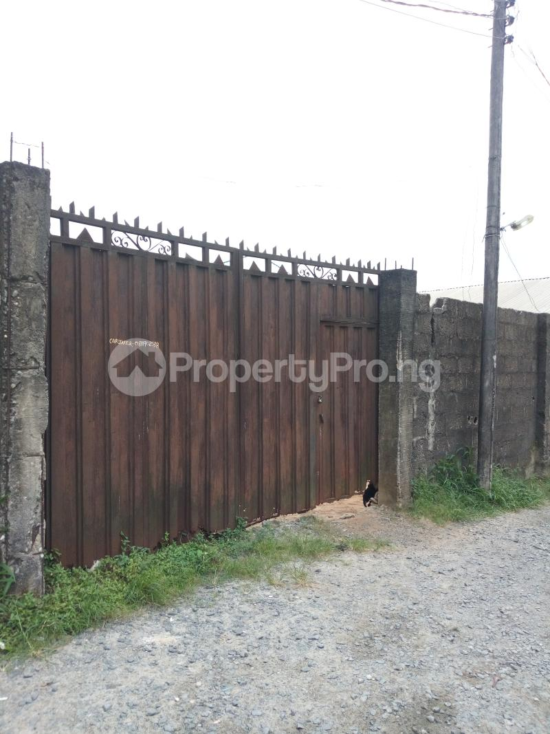 Residential Land Land for sale Old GRA Old GRA Port Harcourt Rivers - 1