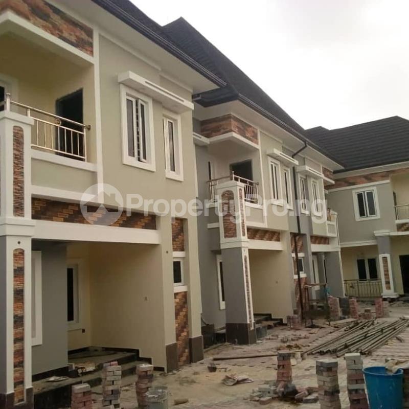 2 bedroom Semi Detached Bungalow House for rent Shell corporative, Eliozu Port Harcourt Rivers - 1