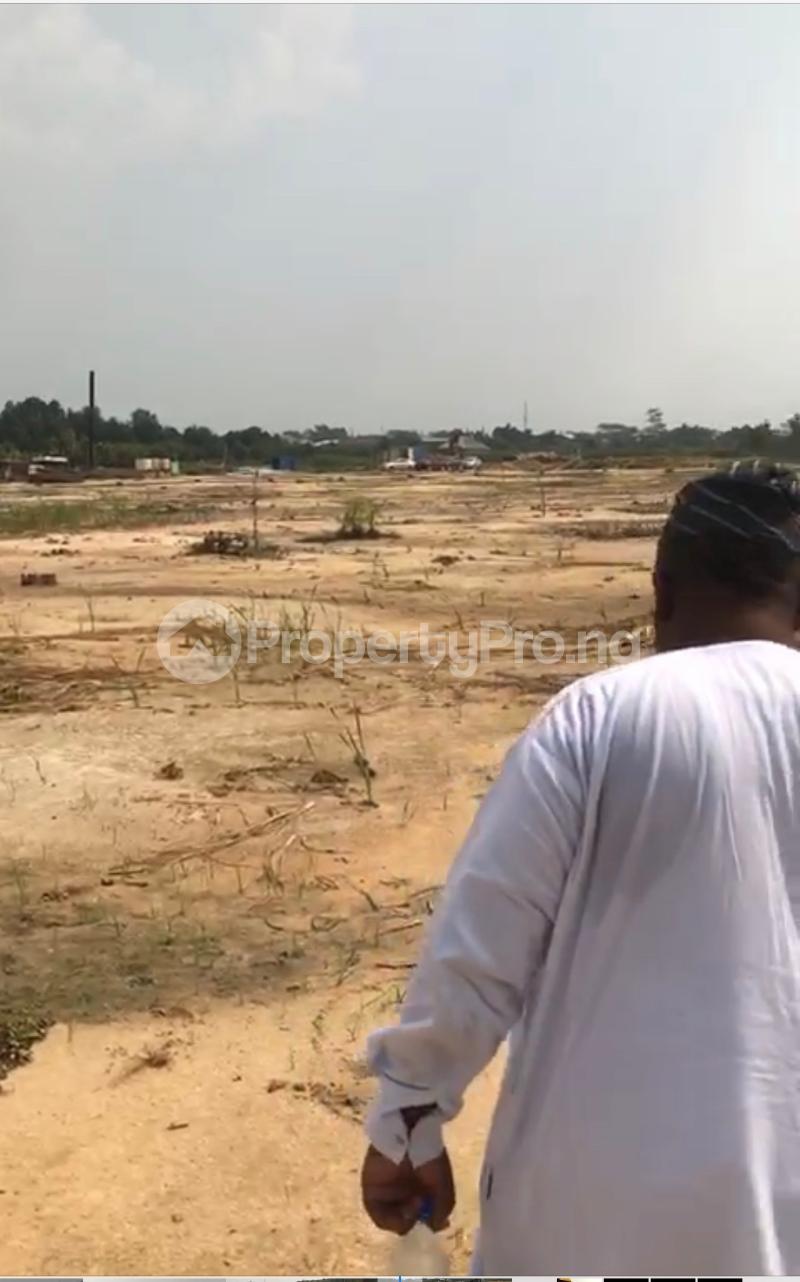 Residential Land Land for sale Sangotedo, Close to Novare Mall (shoprite) Crown Estate Ajah Lagos - 6